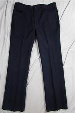 Vtg USA Made Levi 10 517 Sta Prest Pants Tag 38x32 Measure 37x33 Polyester Dress