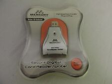 NEW Merkury Memory Card Reader / Writer for Secure Digital MI-SD