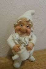 Small Gnome Made of Resin