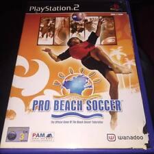 Playa fútbol Pro (PS2) Playstation 2