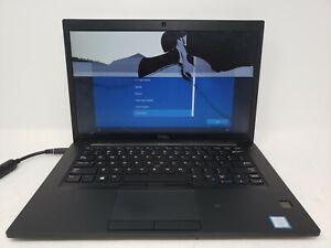 """Dell Latitude 7490 14"""" Laptop Win10 i7-8650U 4C/8T 8GB RAM 128GB SSD *READ*"""