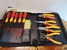 Wiha Insulated Electrician Tool Set