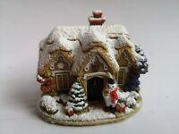Lilliput Lane Snowflake with Deeds L2628