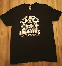 Engineer Tshirt Funny Novelty Gift size L