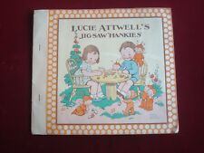 1936 VERY RARE MABEL LUCIE ATTWELL'S JIGSAW HANKIES COMPETITION COMPLETE UNUSED