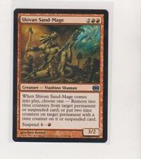4x Shivan Sand-Mage -  Future Sight MTG Magic The Gathering Red NM English