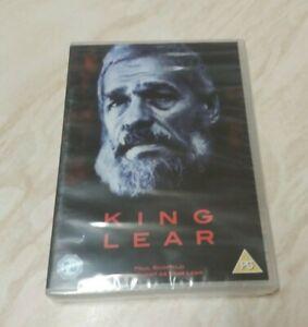 King Lear (DVD) Paul Scofield - Brand New Sealed