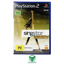 Singstar Legends (PS2)  Music - Karaoke - Singing - The Angels - Jimmy Barnes