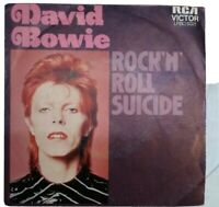 "David Bowie 7"" 1974-Rock'n'Roll Suicide/Quicksand-RCA LPBO 5021"
