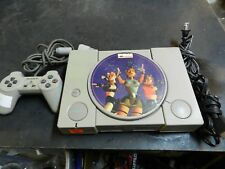 Z1 Sony Playstation PS1 SCPH-1001 A/V Audiophile Console System Tested Working