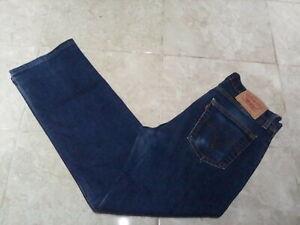 Mens LEVI'S 751 Regular Straight Jeans  , size 33W 29L