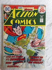 Action Comics #435 (May 1974, DC) Vol #37 Fine-