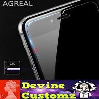 Iphone 6 6s Borde Suave Protector de Pantalla de Cristal Templado
