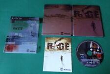 Rage Anarchy Edition STEELBOOK Edition fuer Sony Playstation 3 PS3