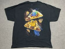 New listing Adventure Time Shirt Mens 2 Extra Large Cartoon Network Adult Tee T Graphics