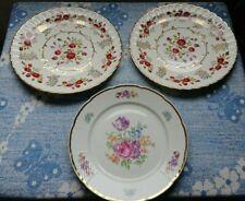 More details for avon wood & sons alpine white ironstone tk thun czech dinner plates platter dish
