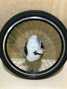 """Bafang E-Bike Rear Motor Wheel 20"""" 250W 8/9 Speed cassette 36V BF1906H67739-1"""