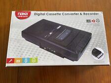 Naxa Electronics Npb-300 - Portable Digital Cassette Converter & Recorder
