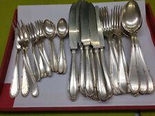 Besteck WMF 200 90er Silber 6 Personen 34 teilig Kreuzband