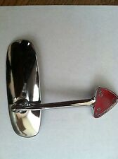 VOLKSWAGEN BUG BEETLE REAR VIEW MIRROR CHROME 1965-1967 111511CCM///5