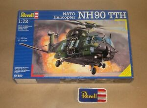 REVELL 04489 - NATO Helicopter NH 90 TTH - 1 72 - 2007 Version - Heeresflieger -