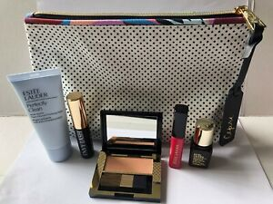 Lancome 6 Pcs. Travel Set For Women Brand New In Bag Brand New Never Use