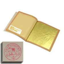 "30x Edible Gold Leaf Sheets 1.2"" x 1.2"" Cooking, Cakes, Chocolates, Decoration"