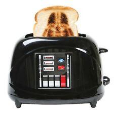 Uncanny Brands Star Wars Darth Vader Empire 2-Slice Toaster- Vader's Icon Mas.