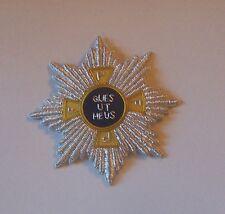 Medieval Kingdom Principality State German Royal Order Medal Star Bavaria Badge