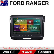 9 Inch Car DVD GPS Player  Navigation Head Unit for Ford Ranger  2015-2018 model