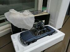 1/18 Autoart BMW BAUER CABRIOLET IN METALLIC BLUE NM BOX