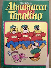 Almanacco Topolino n°290 1981 [G.253]