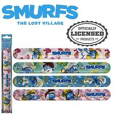 Official Smurfs The Lost Village Character Snappy Snap Bracelet SCHOOL PARTY BAG