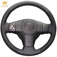 Leather Steering Wheel Cover for Toyota RAV4 Vios Yaris Scion XB 2008 #0407