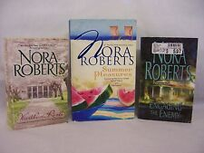 NORA ROBERTS BOOKS,WORTH THE RISK,ENGAGING THE ENEMY,SUMMER PLEASURES,2 STORIES