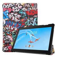 Protettiva Per Lenovo Tab P10 TB-X705F Smart Case Compressa Cover Sleep / Scia