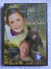 Ms. Bear (NEW SEALED DVD) Questar Family Film - Ed Begley Jr, Kaitlyn Burke RARE
