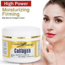 Anti Wrinkle Facial Collagen Cream Lifting Face Care Moisturizing Whitening 80g