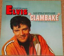 *NEW* CD Soundtrack - Elvis Presley - Clambake (Mini LP Style Card Case)