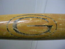 Goldsmith Wood baseball bat Vintage 35""