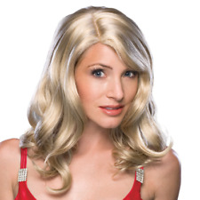 Womens Wavy Blonde Wig Sookie Stackhouse Trueblood Long Piper