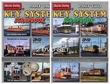 KEY SYSTEM SCRAPBOOK  PART 1 & 2 CHARLES SMILEY PRESENTS NEW 2 DVD SET VIDEO