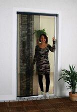 Rideau à lamelles mit Cordon de serrage 115 x 250 cm anthracite