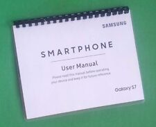 Samsung Galaxy S7 For US Cell 190 Page Owners Manual Laser 8.5X11""