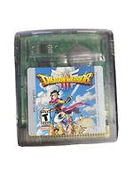 Dragon Warrior 3 III [Nintendo Gameboy Color] Good Condition Cartridge ONLY