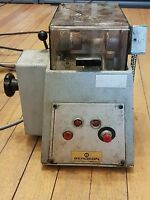 Vintage Bergeon 6610A - Automatic Glass Cutting Machine Watch Repair Tool