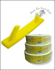 Fast Mover Flexible Sanding Block Kit with Mirka Gold Velcro Sanding Strip Rolls