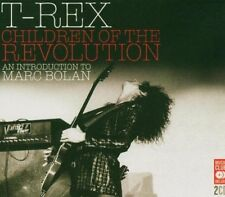 T.REX MARC BOLAN Children Of The Revolution: Introduction BEST 45 Song NEW 2 CD