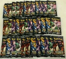 36 Hidden Fates Booster Packs! Straight from Tins With Proof! SHINY CHARIZARD?!?