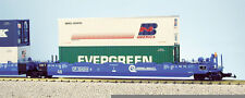 USA Trains G Scale Intermodal 5 Unit Articulated Set R17158 Conrail (No Containe